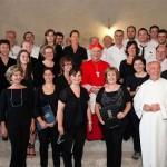 3 luglio 2011 - a San Pietro con il Cardinale Tettamanzi