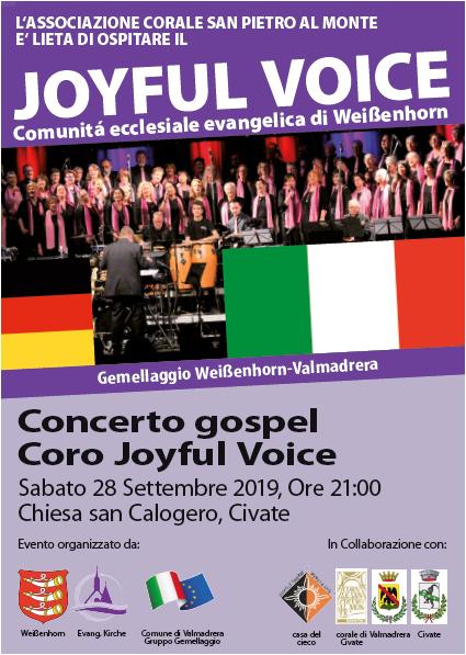 joyfull gospel